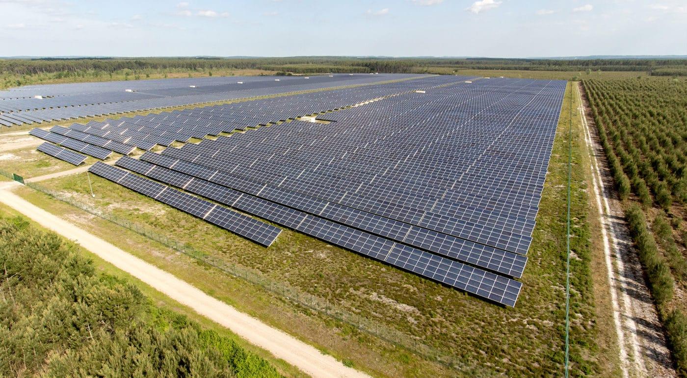 Chargé d'études environnementales solaire PV h/f