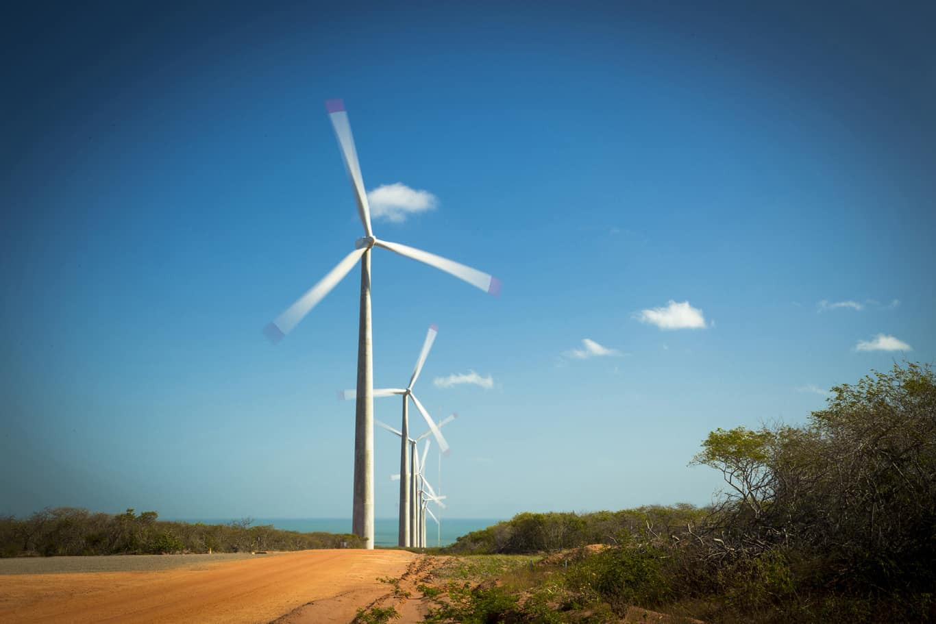 Chef de projets éoliens confirmé h/f