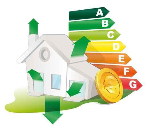 Habitation à faible consommation d'energie