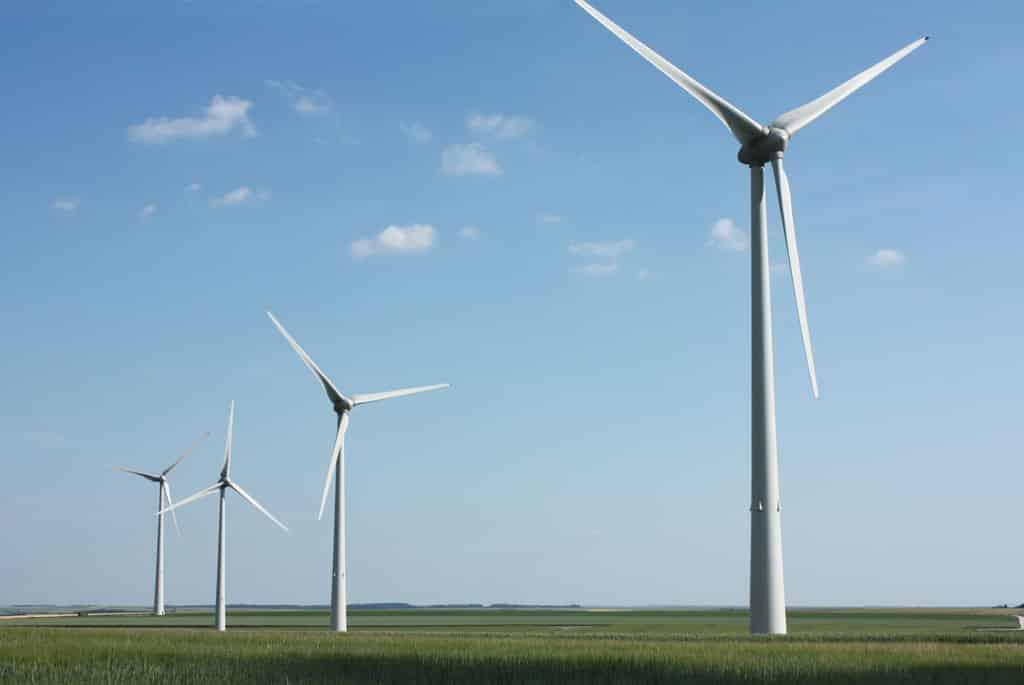 Chargé d'affaires foncières éolien h/f